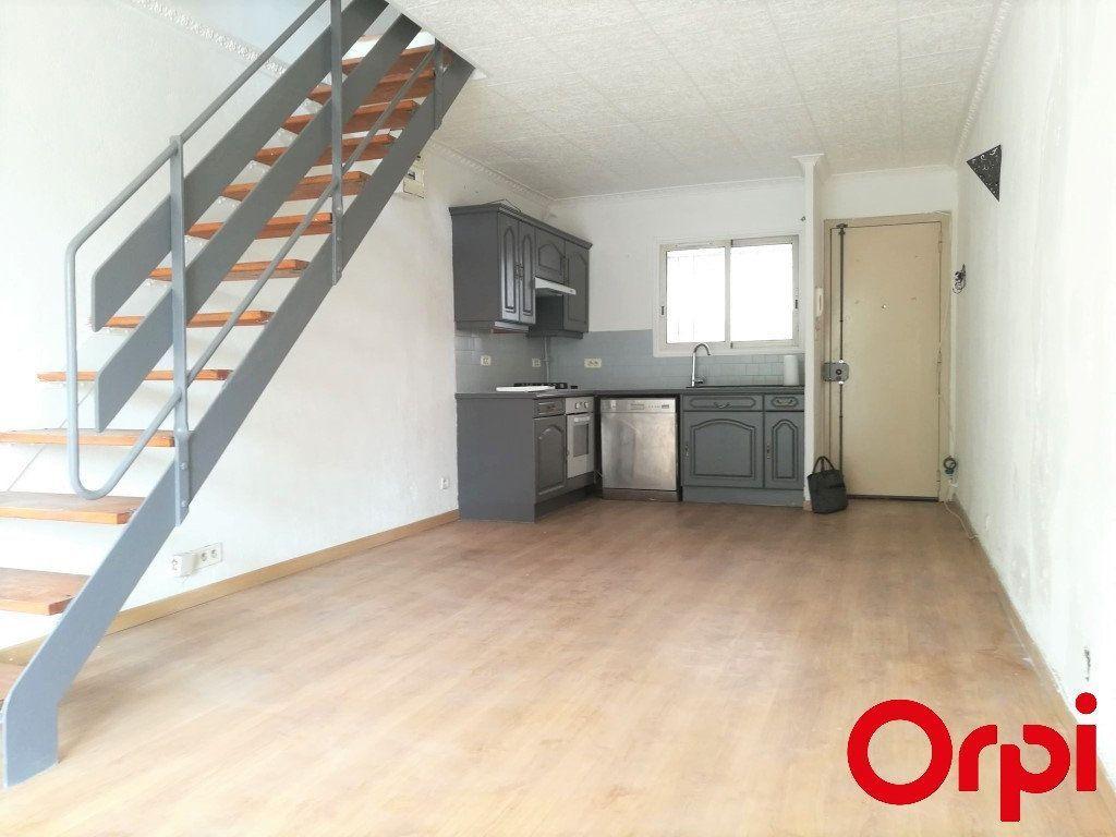 Achat duplex 2pièces 41m² - Marseille 5ème arrondissement