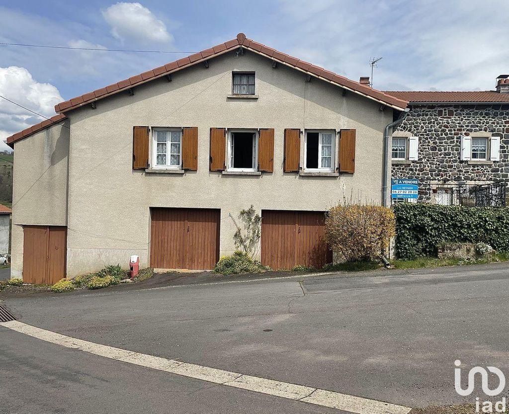 Achat maison 3chambres 88m² - Saint-Haon