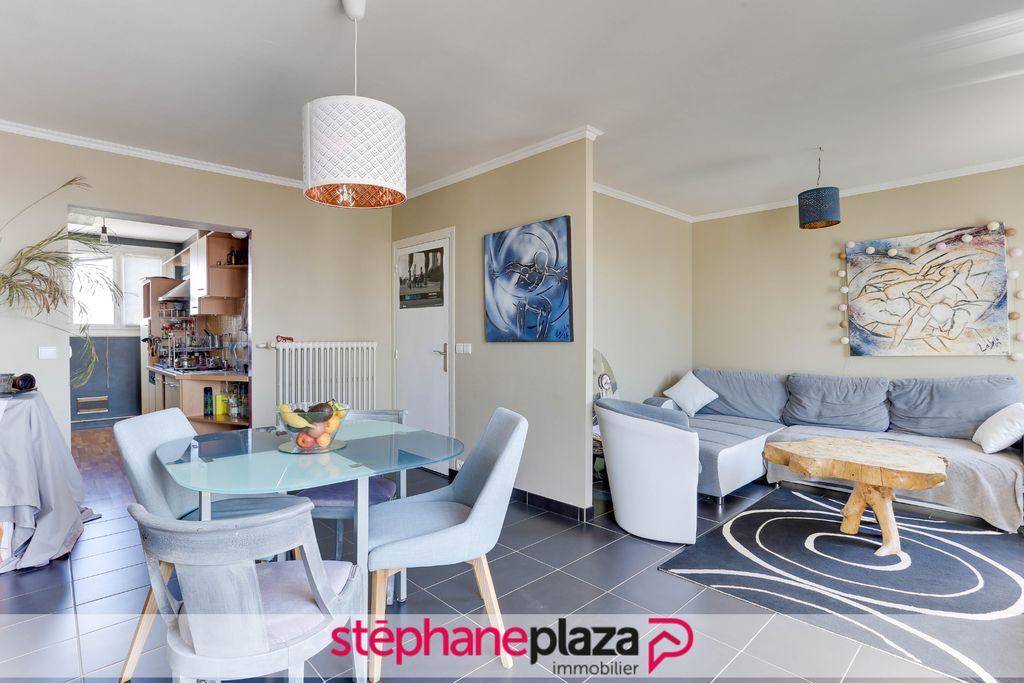 Achat appartement 4pièces 69m² - Rennes