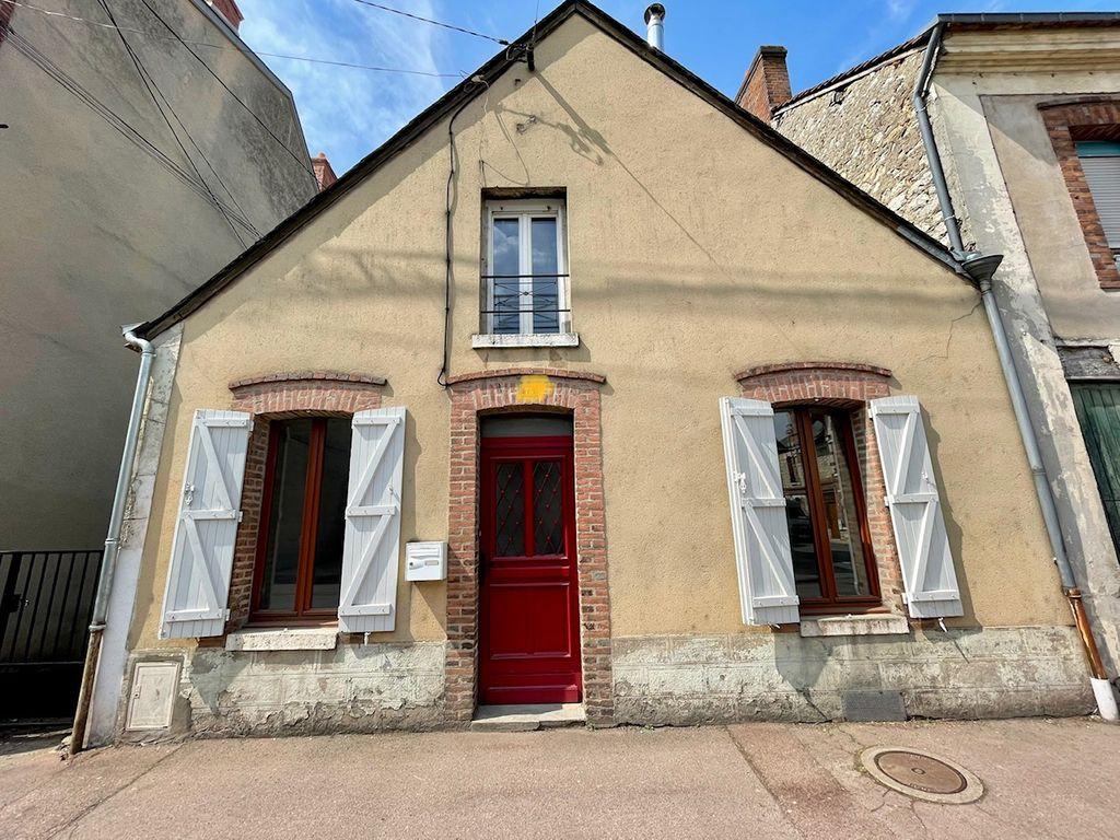 Achat maison 2chambres 65m² - Montargis