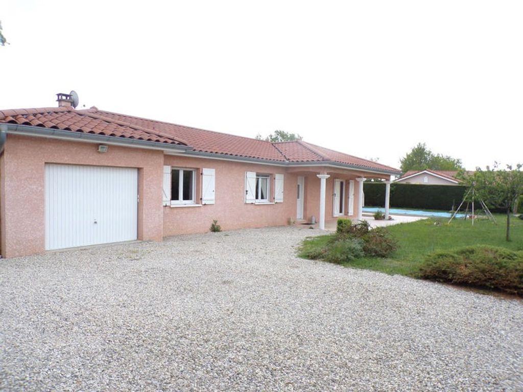 Achat maison 3chambres 115m² - Saint-Nizier-le-Désert
