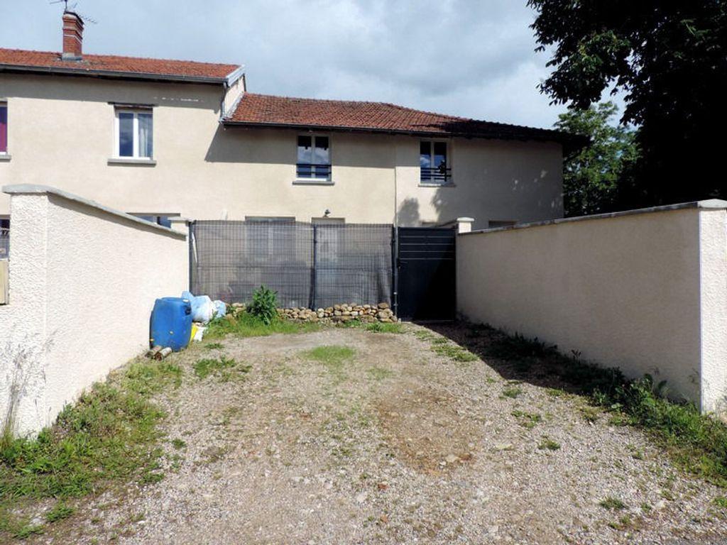Achat maison 2chambres 70m² - Chanoz-Châtenay