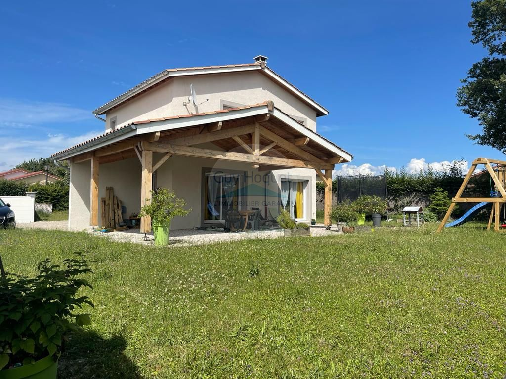 Achat maison 3chambres 115m² - Saint-Vulbas