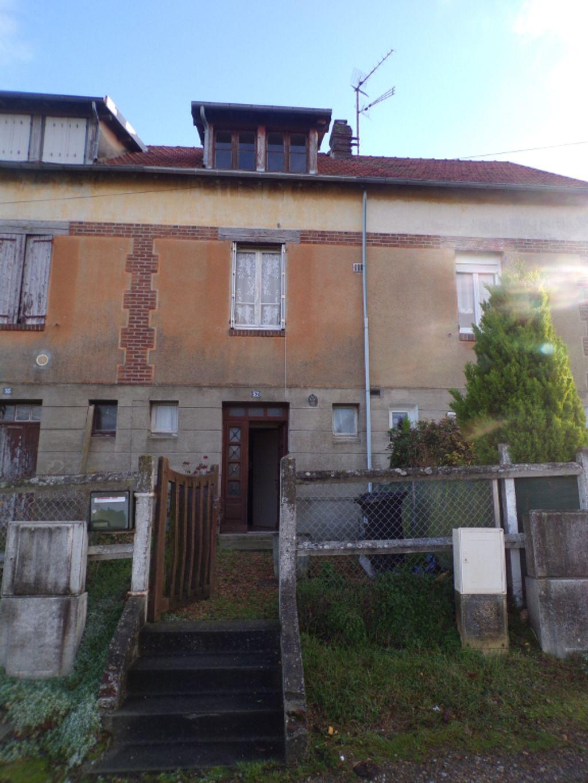 Achat maison 2chambres 55m² - Rugles