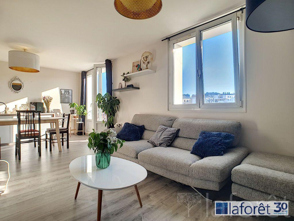 Achat appartement 3pièces 60m² - Brest