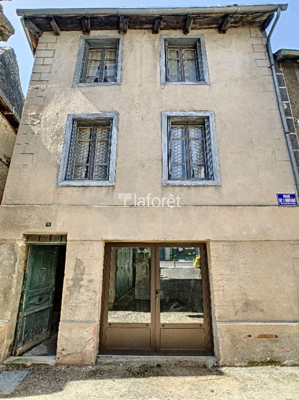 Achat maison 3chambres 74m² - Entraygues-sur-Truyère