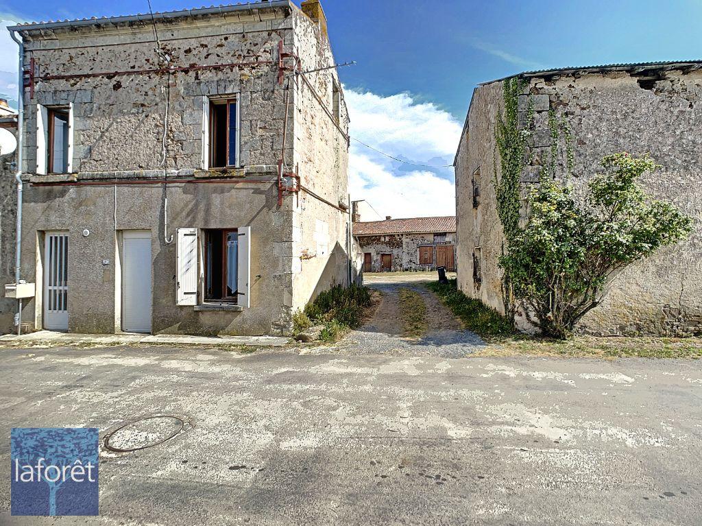 Achat maison 2chambres 61m² - Argenton-l'Église