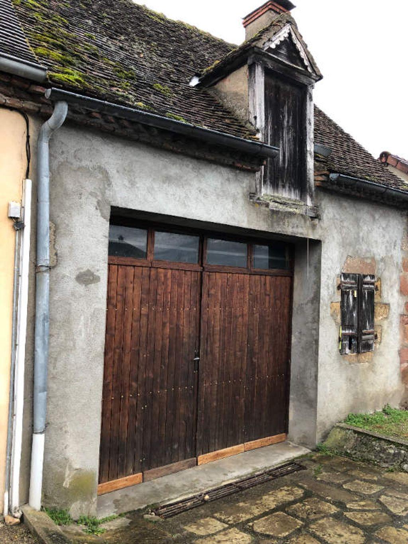 Achat maison 4chambres 154m² - Villeneuve-sur-Allier