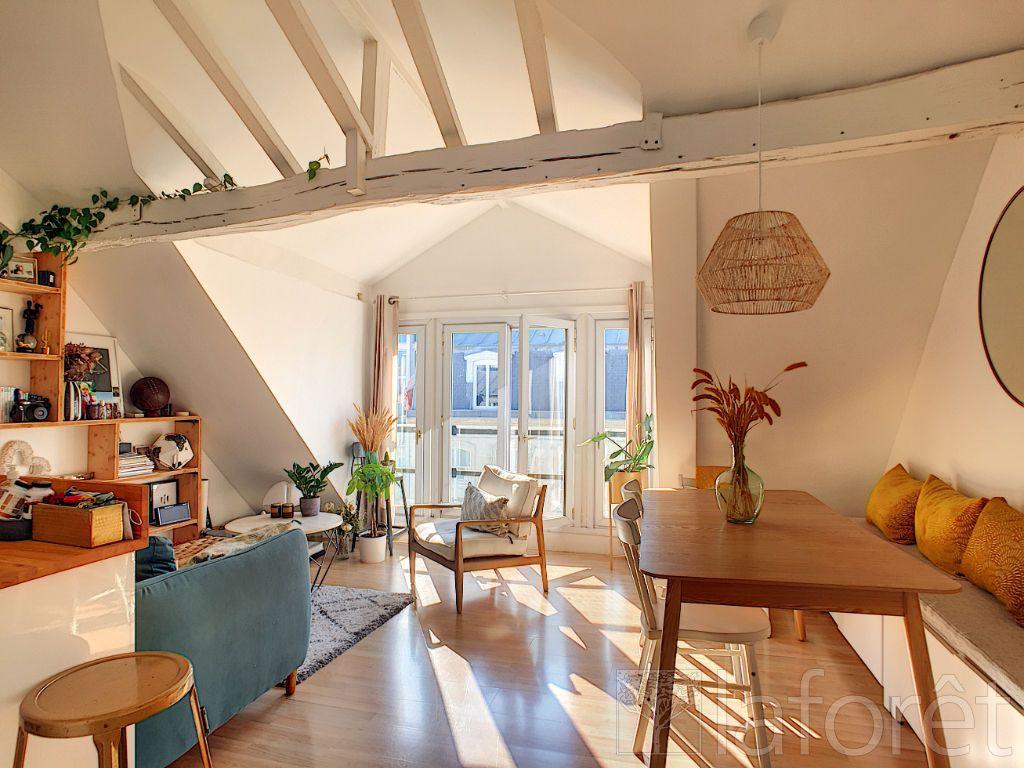Achat appartement 3pièces 51m² - Paris 2ème arrondissement