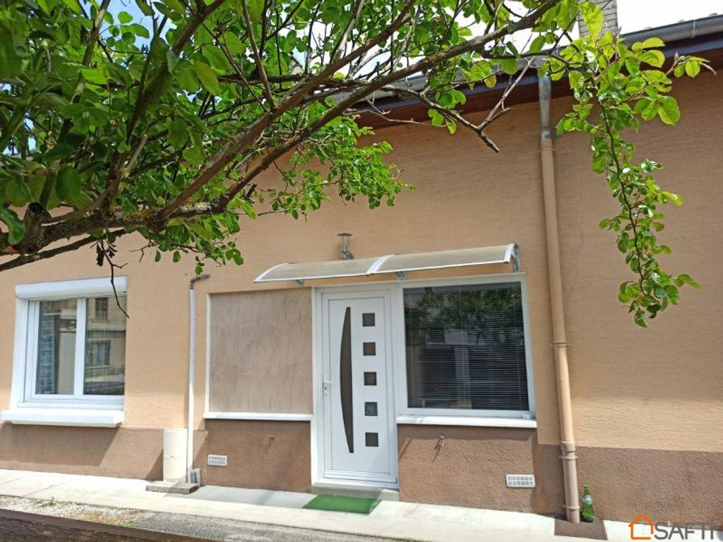 Achat appartement 4pièces 122m² - Confrançon