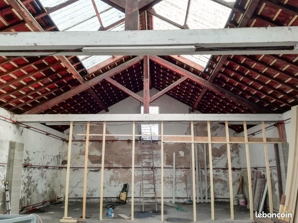 Achat loft 1pièce 170m² - Vichy