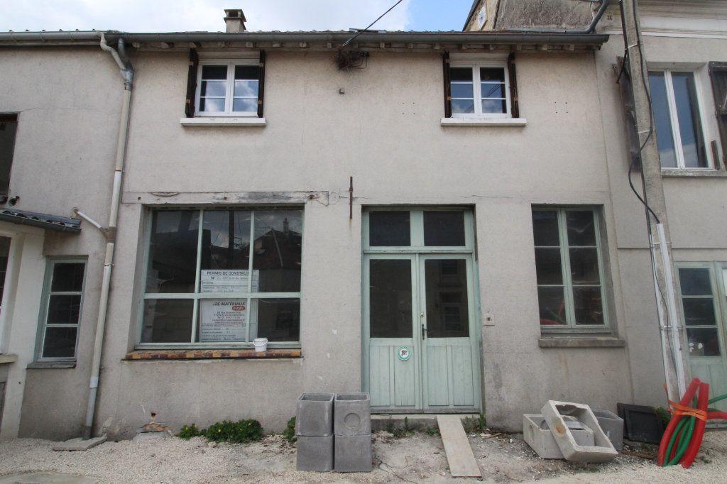 Achat maison 2chambres 82m² - Beton-Bazoches