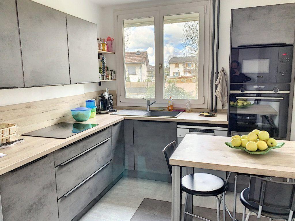 Achat appartement 5pièces 100m² - Péronnas