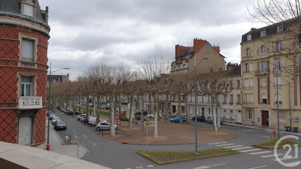 Achat appartement 7pièces 151m² - Montluçon