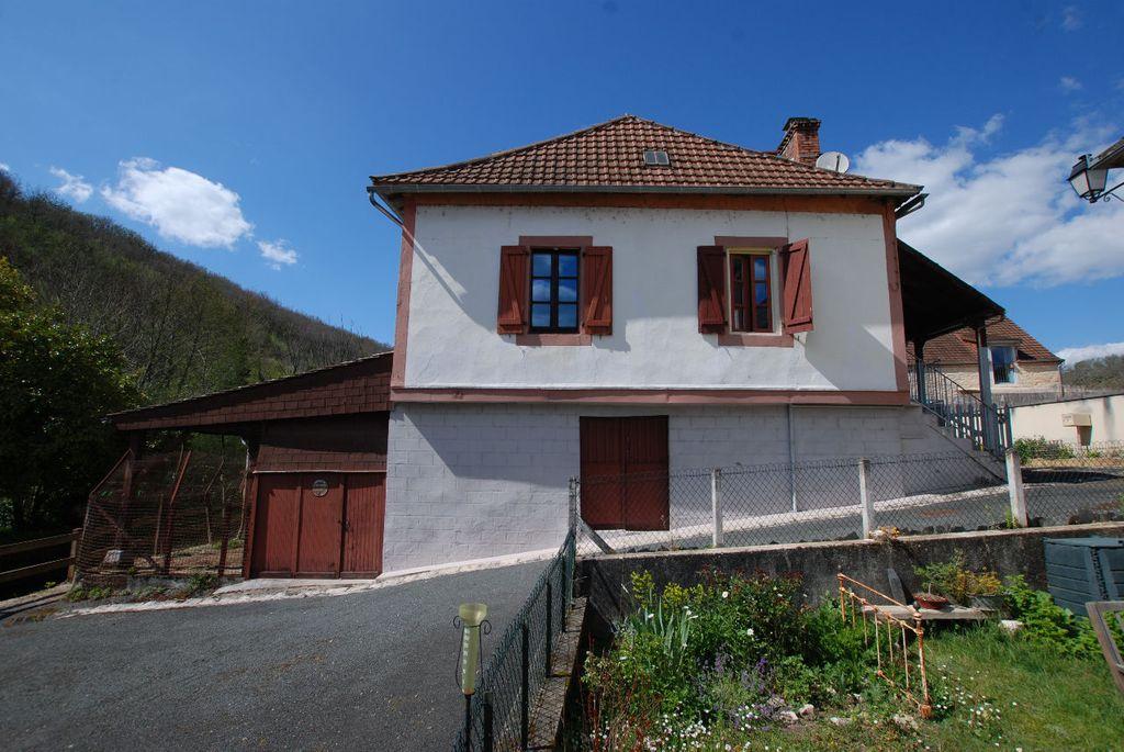 Achat maison 1chambre 35m² - Lachapelle-Auzac