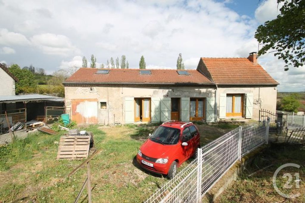 Achat maison 3chambres 106m² - Bellenaves
