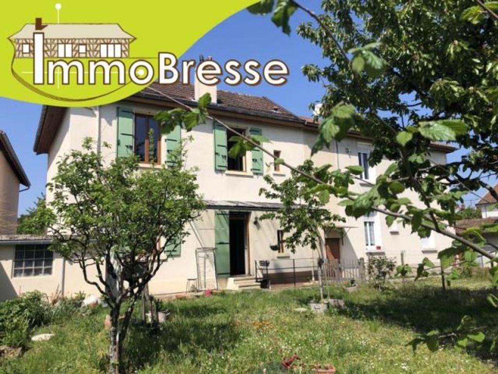 Achat maison 5chambres 112m² - Bourg-en-Bresse