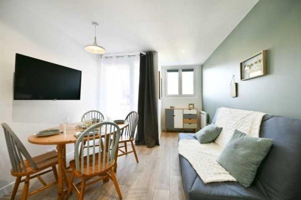 Achat appartement 2pièces 26m² - Mijoux