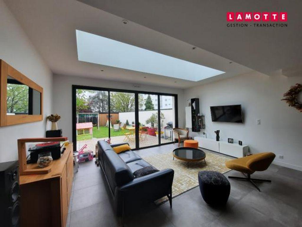 Achat maison 4chambres 161m² - Rennes