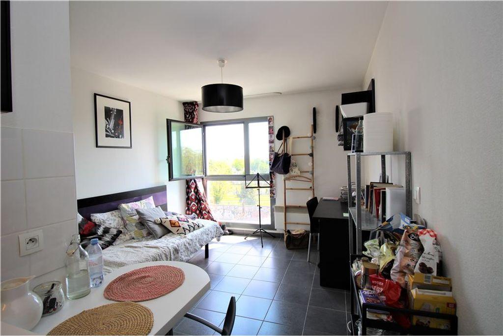Achat studio 18m² - Lyon 7ème arrondissement