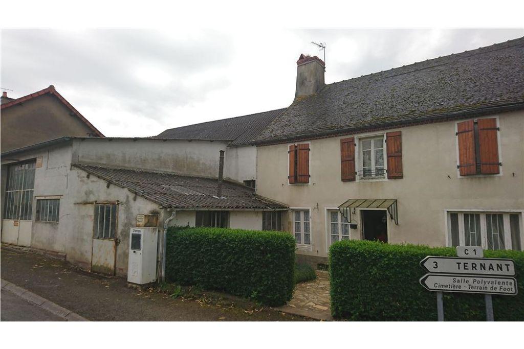 Achat maison 3chambres 130m² - Saint-Seine