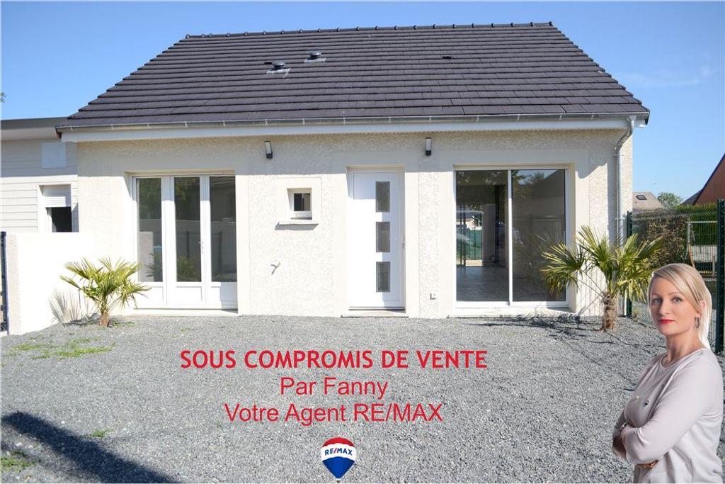 Achat maison 3chambres 101m² - Varennes-Vauzelles