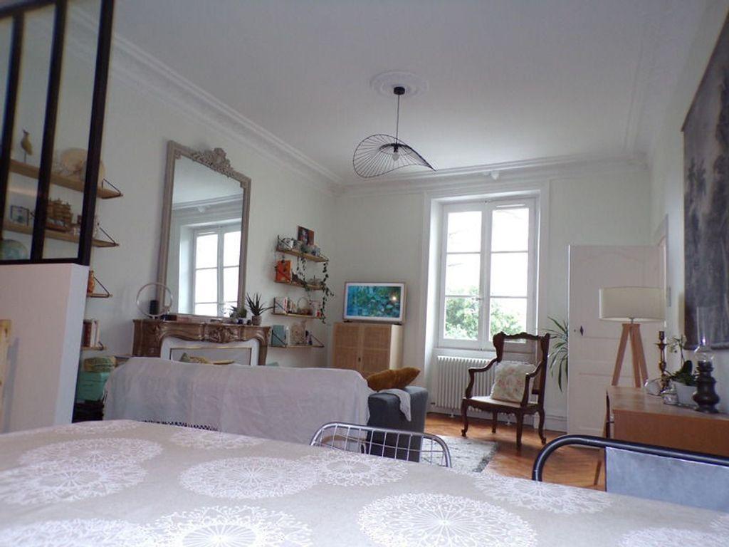 Achat appartement 5pièces 104m² - Bourg-en-Bresse