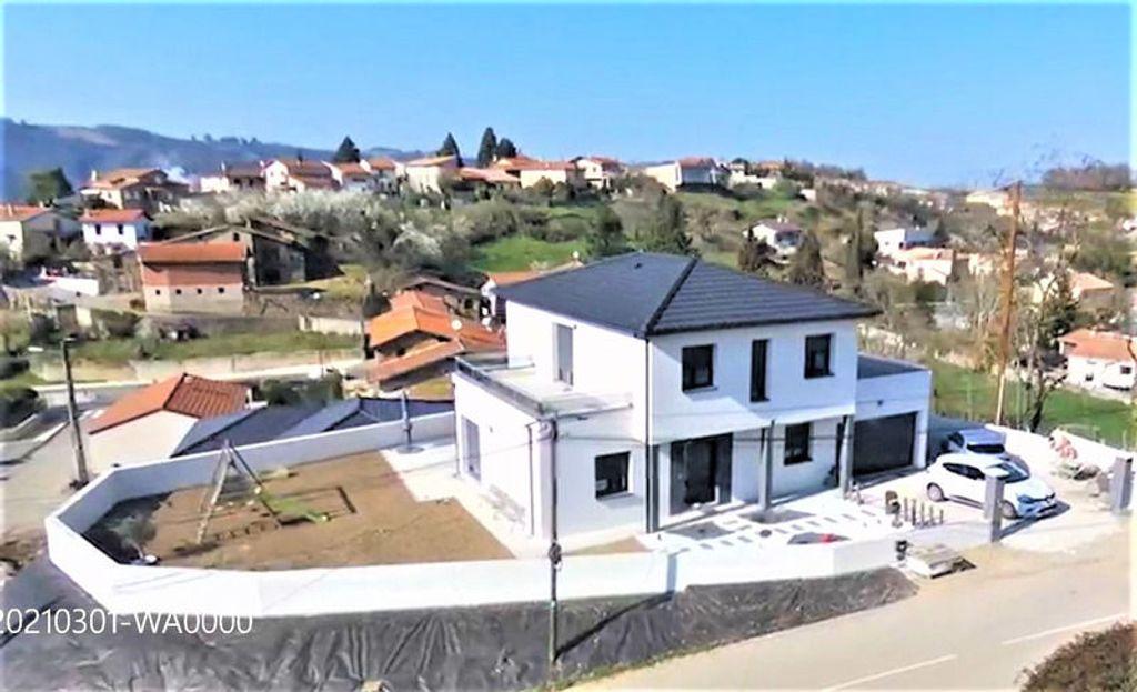 Achat maison 4chambres 140m² - Laveyron