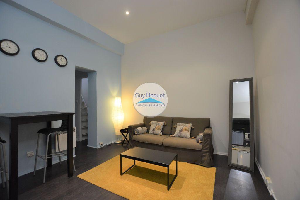 Achat appartement 2pièces 32m² - Lyon 2ème arrondissement