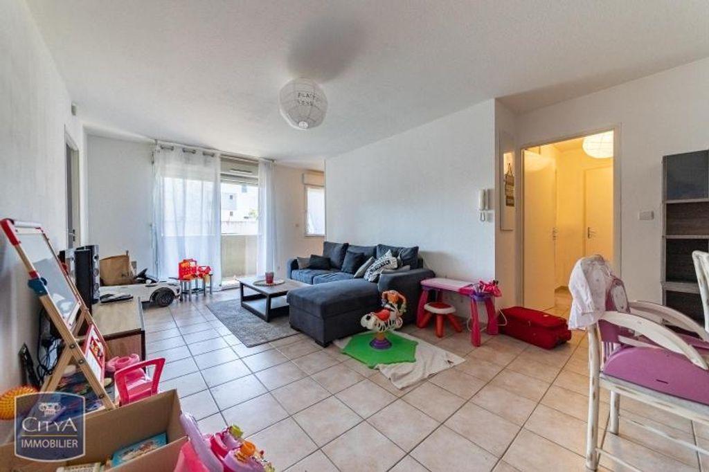 Achat appartement 3pièces 55m² - Alès