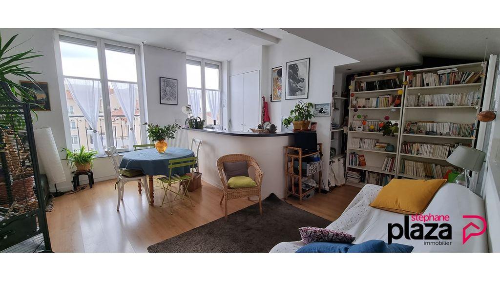 Achat appartement 2pièces 63m² - Lyon 4ème arrondissement