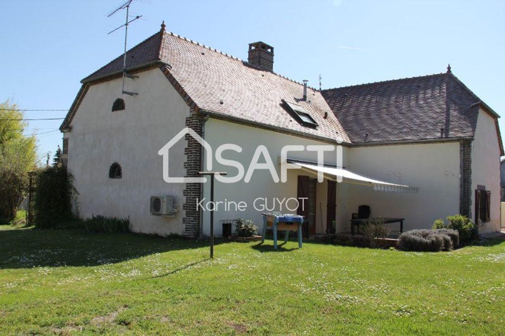 Achat maison 3chambres 139m² - Saint-Mesmin