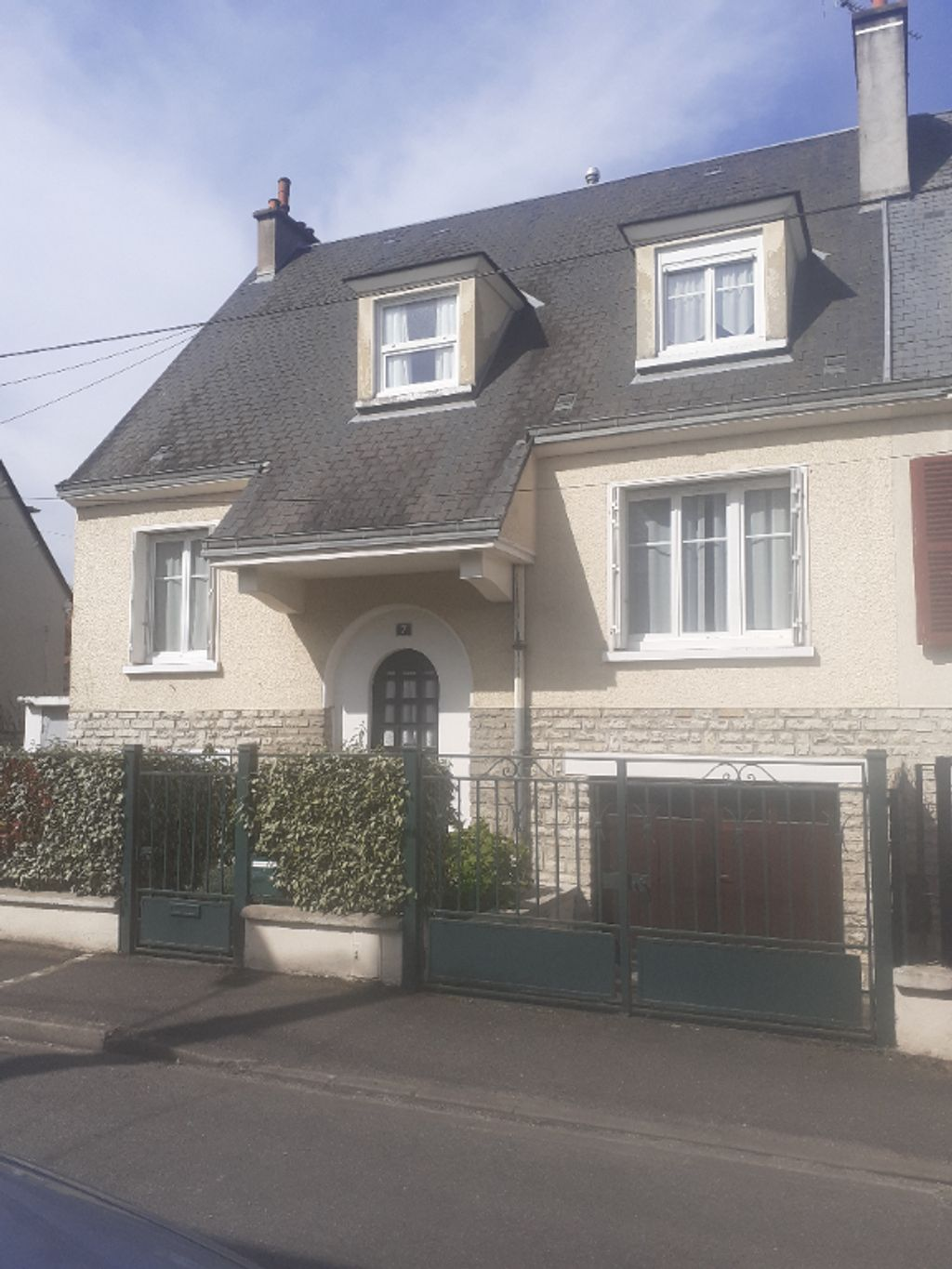 Achat maison 4chambres 111m² - Nevers