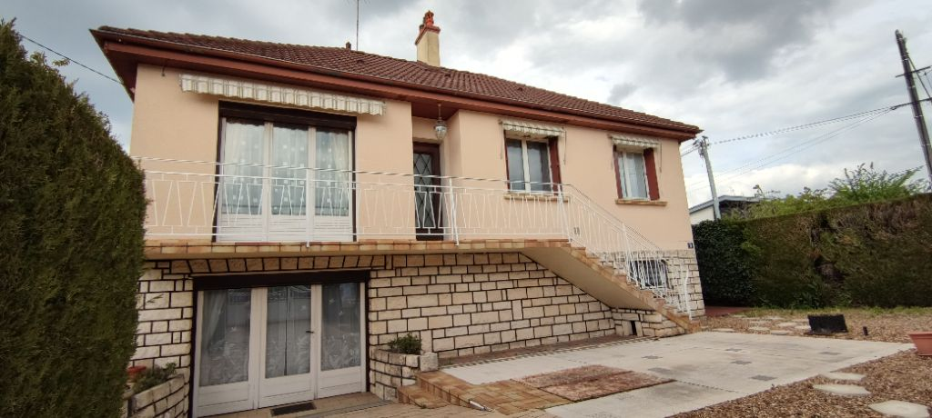 Achat maison 4chambres 145m² - Nevers