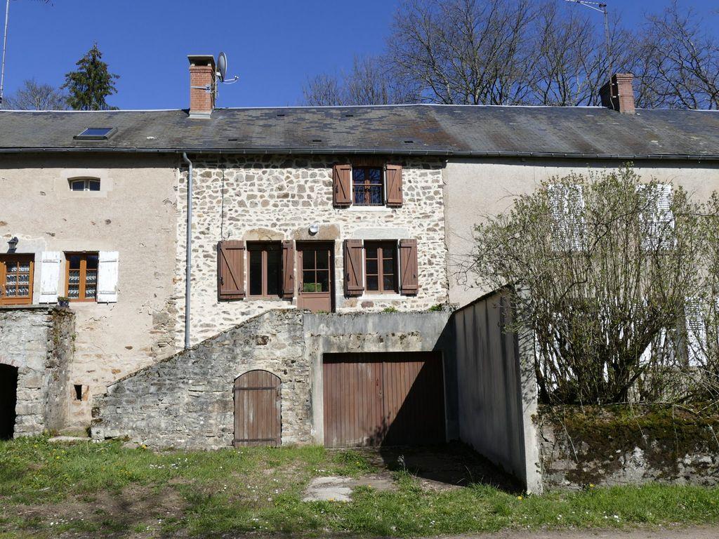 Achat maison 2chambres 64m² - Montreuillon