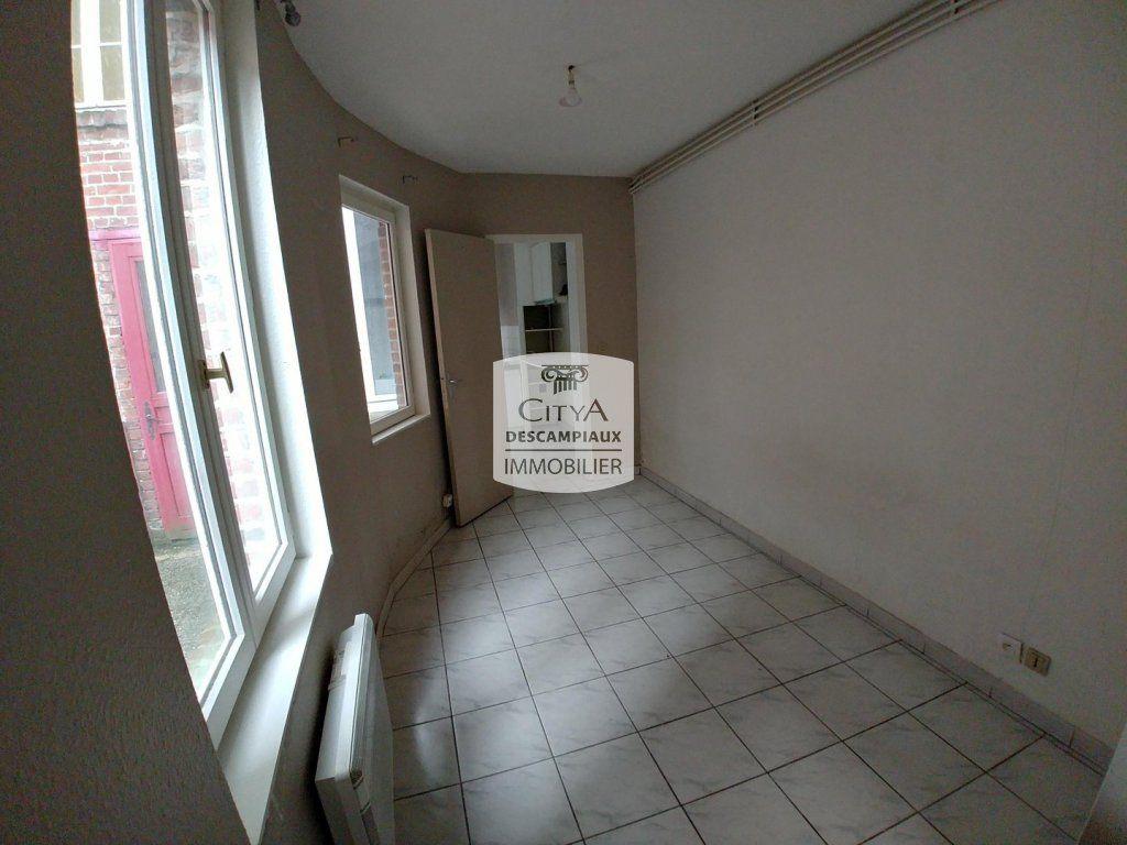 Achat studio 16m² - Lille