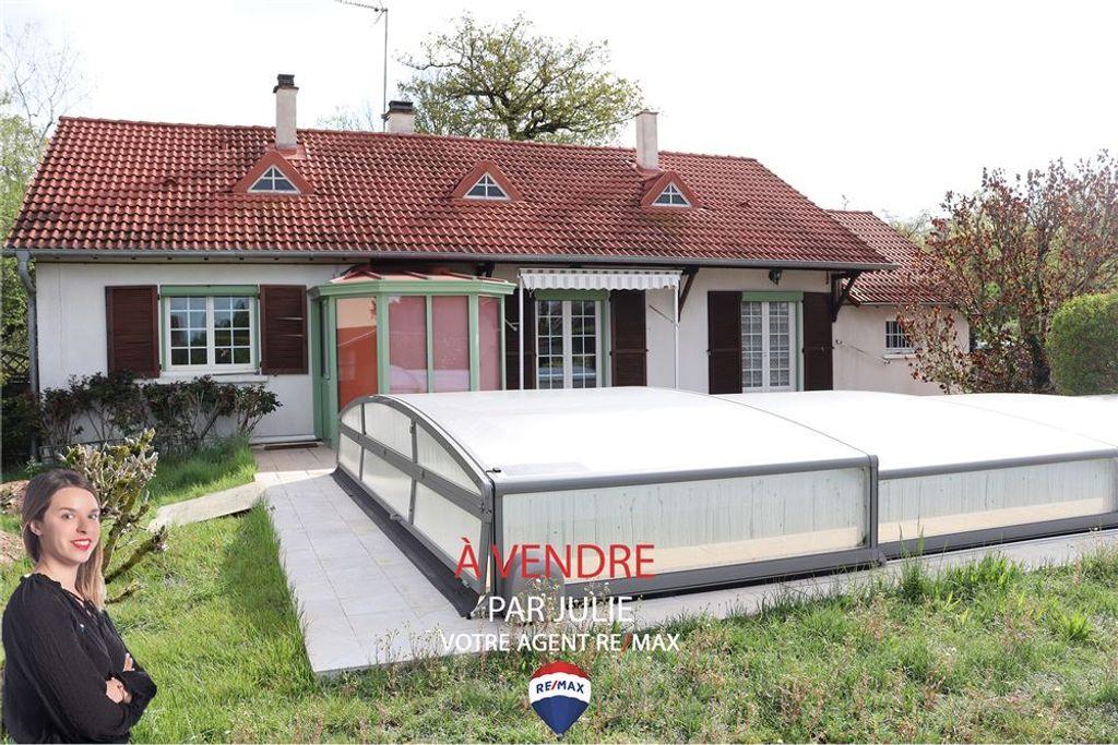 Achat maison 3chambres 93m² - Imphy