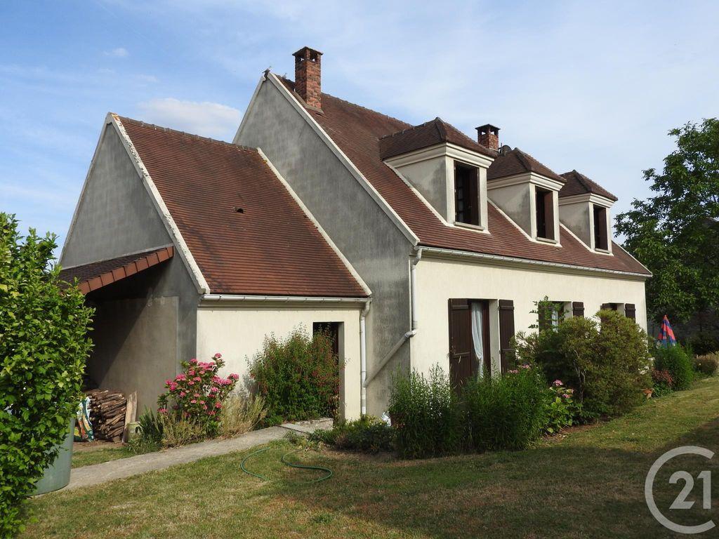 Maison De Campagne Vexin achat de maisons avec jardin sur un terrain de moins de 800