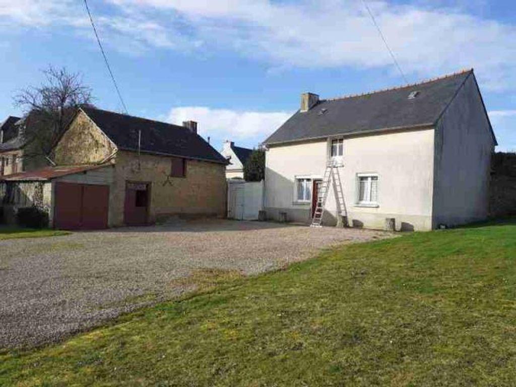 Annonces De Maisons 2 Chambres A Vendre A Montauban De Bretagne 35