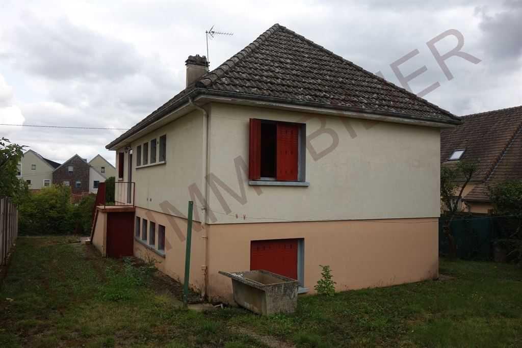 Achat maison 3chambres 105m² - Auxerre
