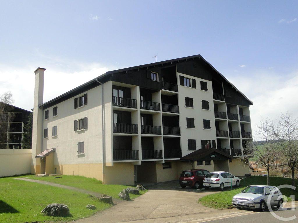 Achat appartement 2pièces 30m² - Métabief
