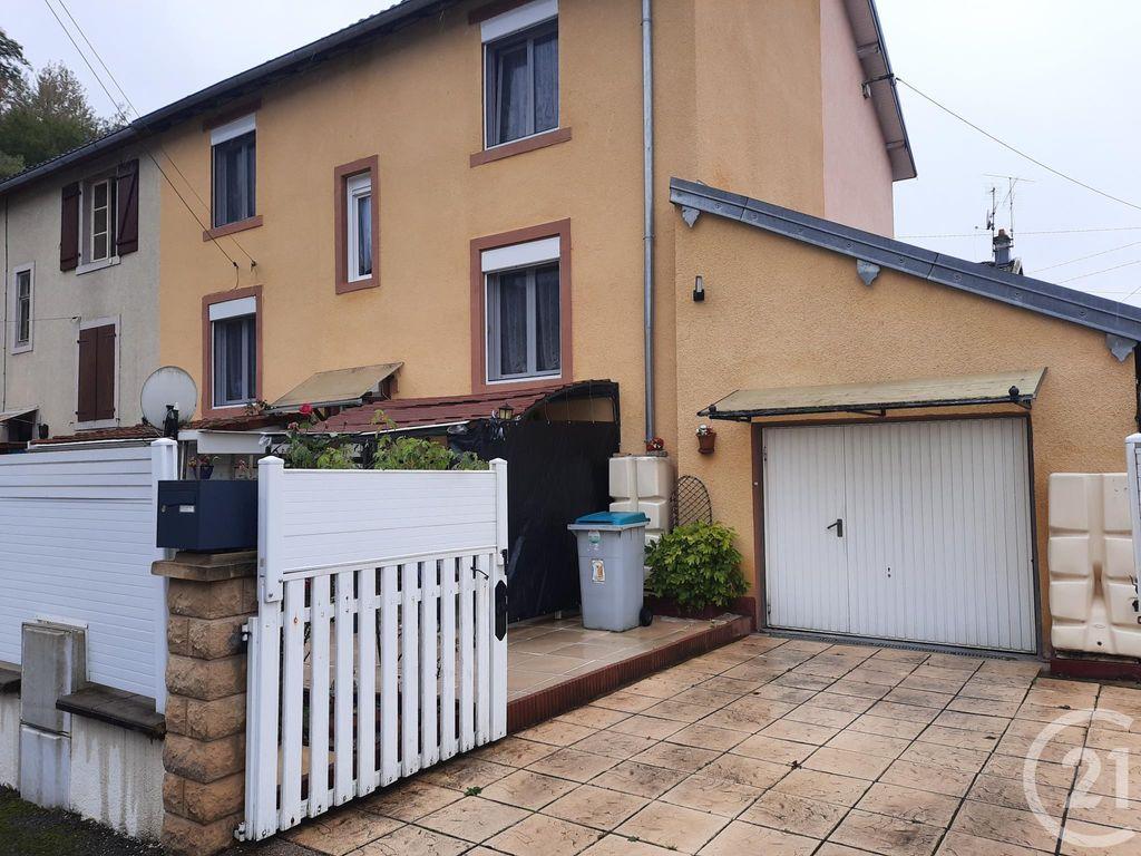 Achat maison 3chambres 99m² - Mandeure