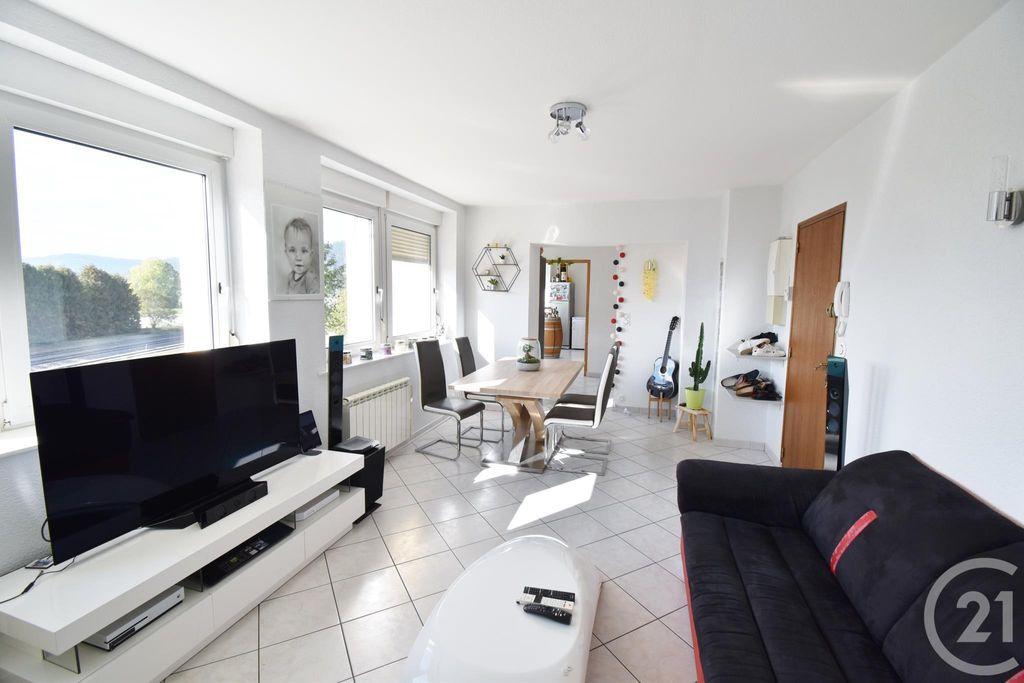 Achat appartement 3pièces 67m² - Morteau