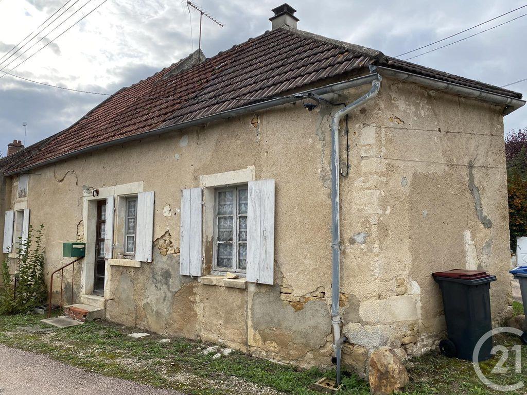 Achat maison 1chambre 55m² - Lichères-sur-Yonne