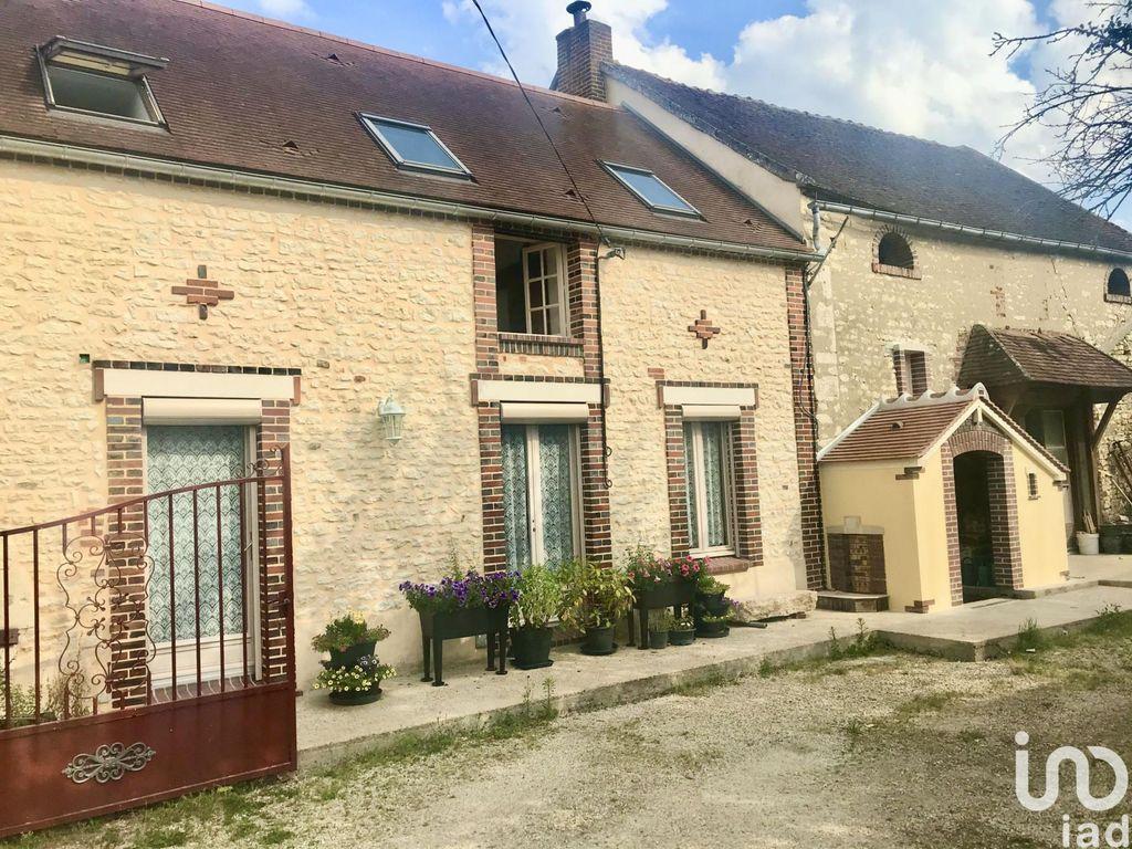 Achat maison 3chambres 115m² - Auxerre