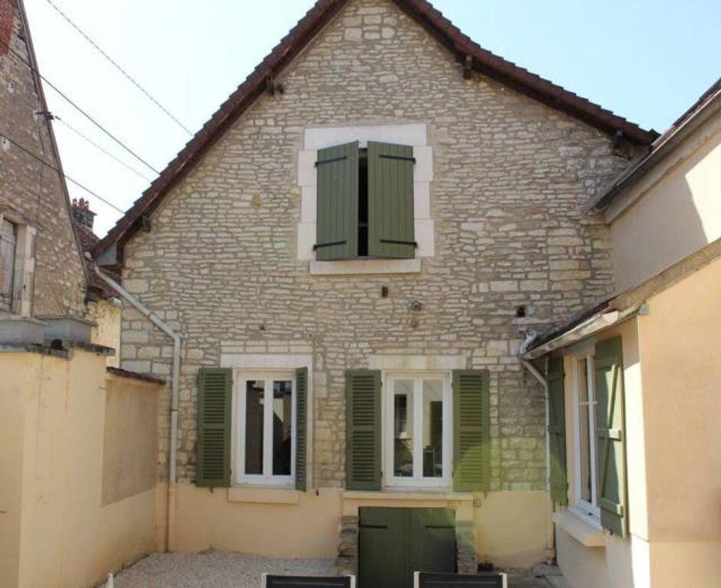 Achat maison 4chambres 116m² - Épineuil