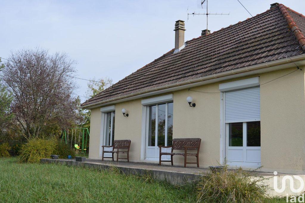 Achat maison 2chambres 75m² - Auxerre