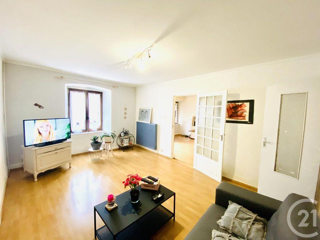 Achat appartement 5pièces 82m² - Seloncourt