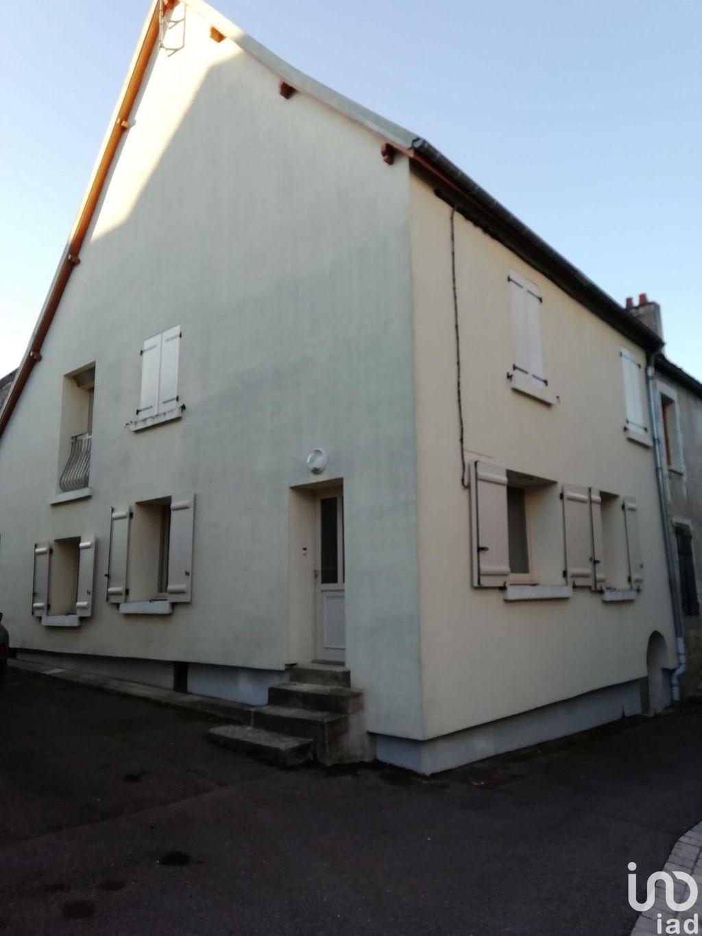 Achat maison 3chambres 114m² - Auxerre