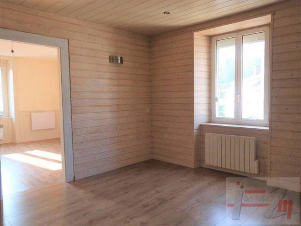Achat appartement 2pièces 53m² - Villers-le-Lac